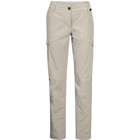 Jack Wolfskin Lakeside Broek Dames, dusty grey